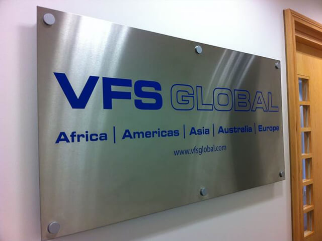 Engraved Corporate Plaque