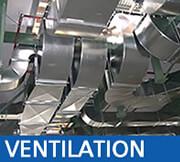 Ventilation & Heat Recovery Installation