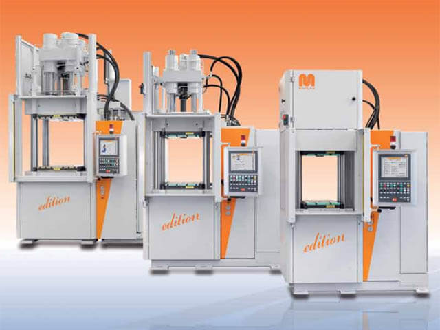Vertical Rubber Injection Moulding Machines