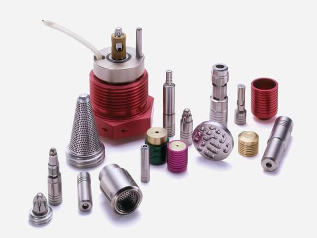 Micro Hydraulic Components
