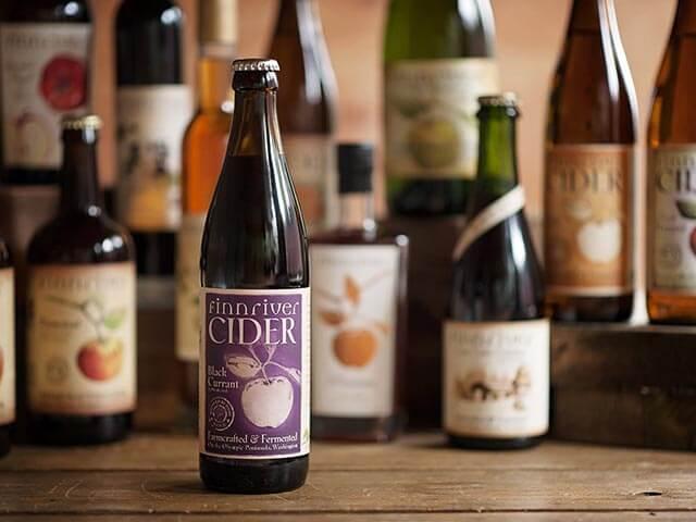 Custom Printed Cider Labels