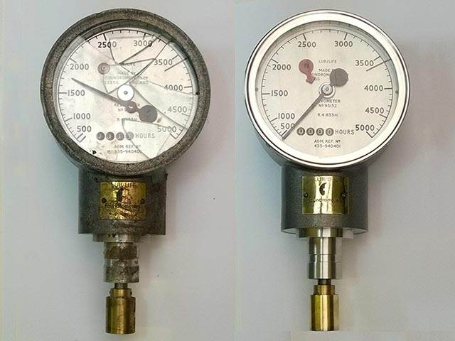 Reconditioned revometers