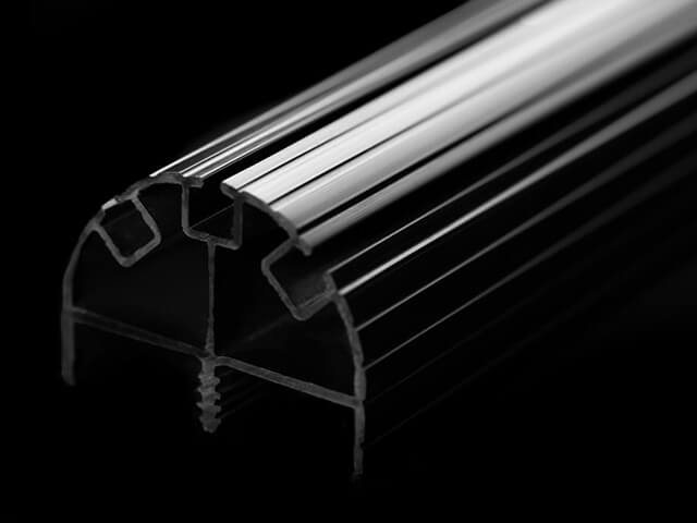 Plastic Extrusions for Retail