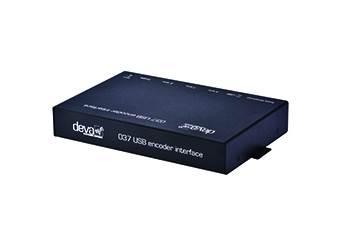 3 Axis USB Incremental Encoder Interface