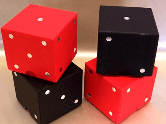 Casino Dice Boxes
