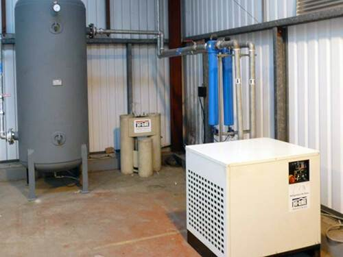 Used Compressed Air Equipment