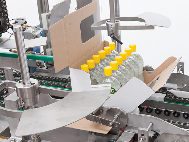 Case Tray Packing Systems