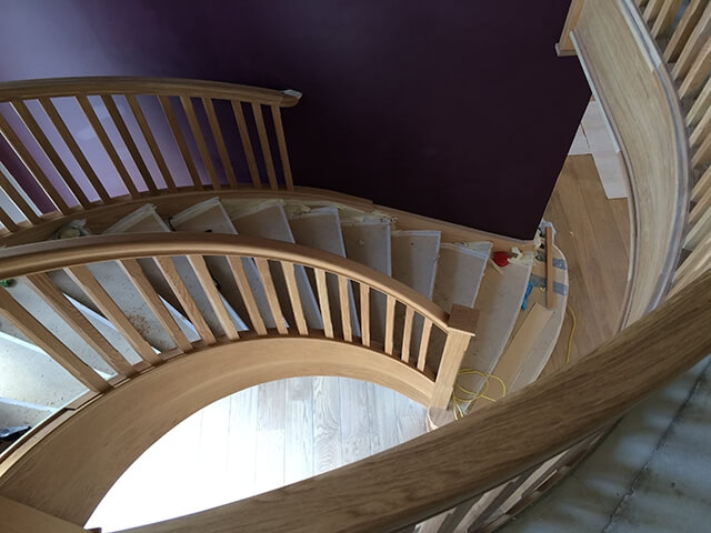 Bespoke & Timber Staircases