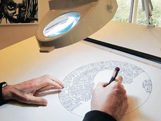 Drawing boards for artists & designer architects
