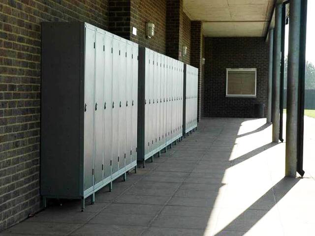 School Locker Solutions