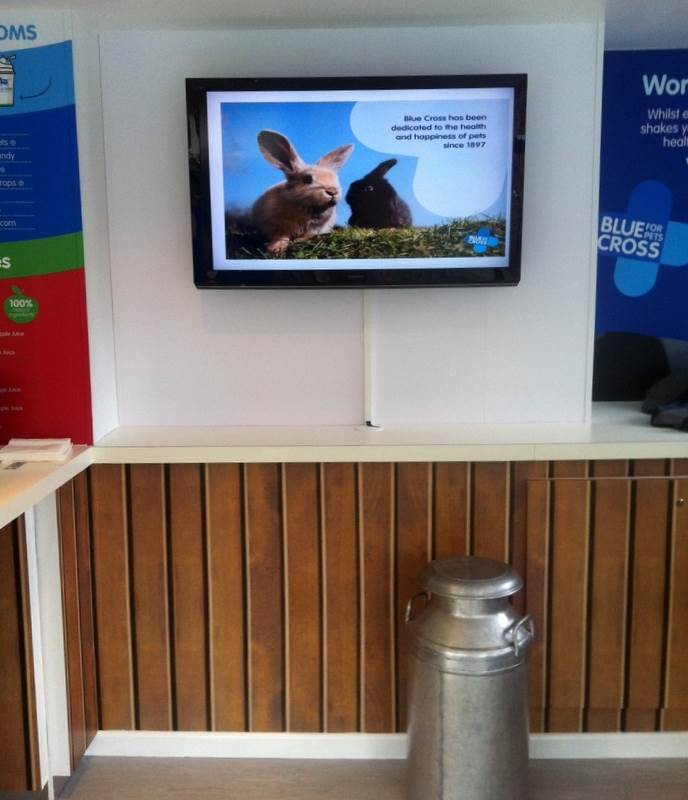 Digital signage solutions from Dynamax