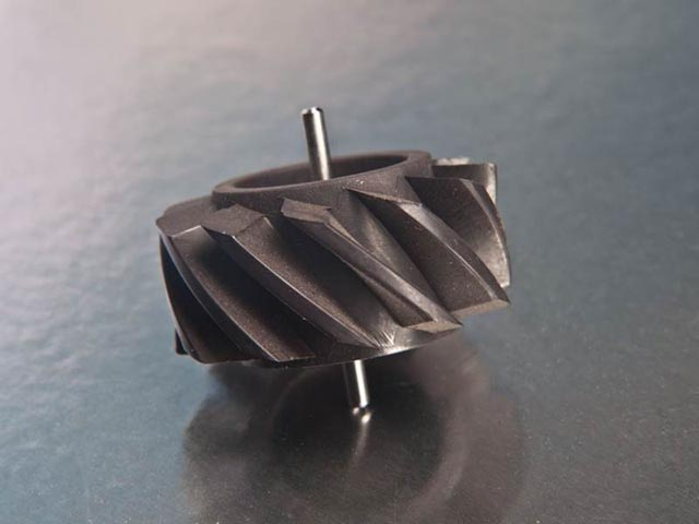 A Multipole Magnet Impellor