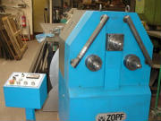 Zopf Section Bending Machine