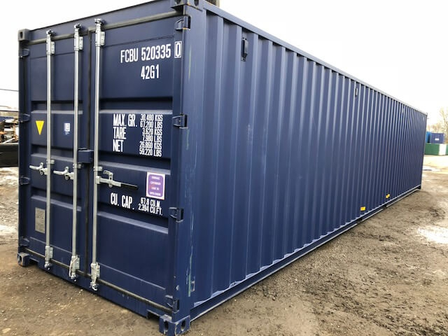 Buy or Rent Storage Containers