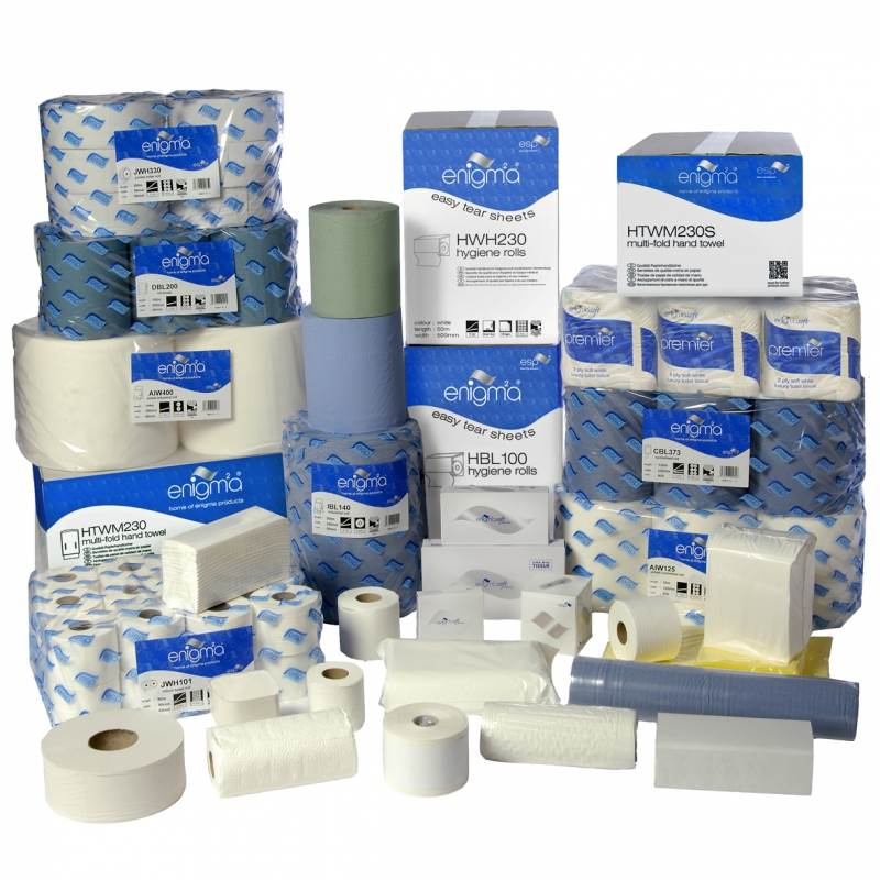 Disposable Paper Products by ESP