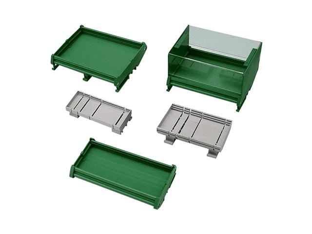 Elbag DIN Rail Mounting Interface Modules