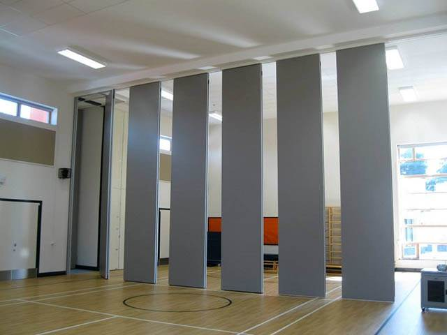 School Partitioning Systems