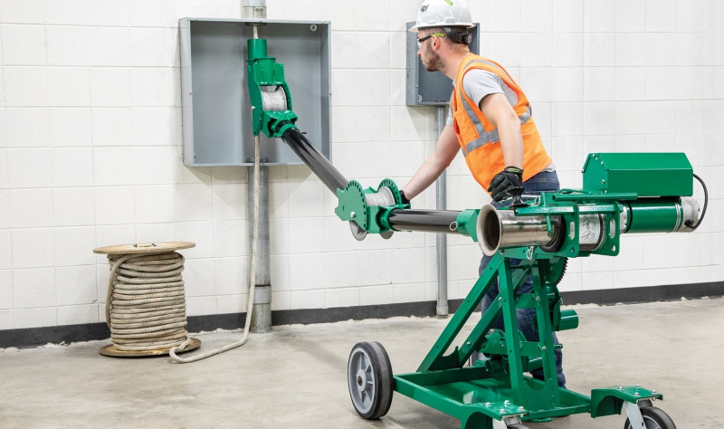 Greenlee® 10,000 Pound G10 TUGGER™ Heavy Duty Cable Puller