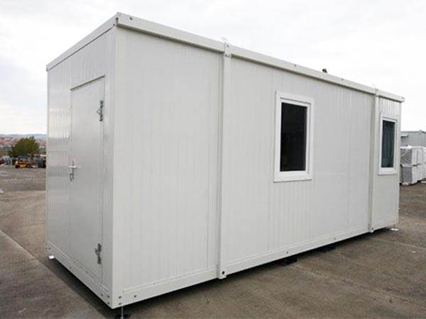 Expandacom - Flat Pack Site Cabins