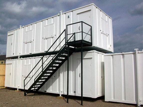 Portable Steel Cabins