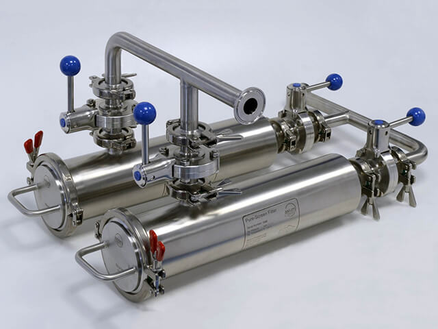 Hygienic Stainless Steel Fabrication