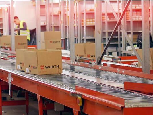 Conveyor Systems & Automation