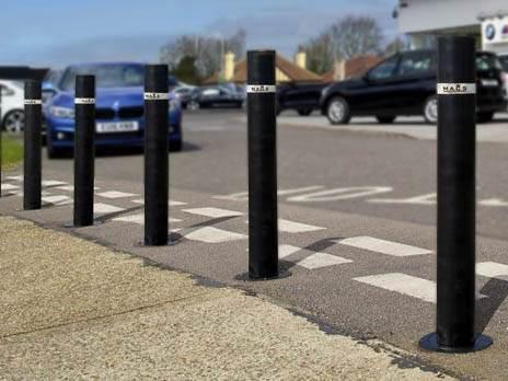 Manual Parking Bollards