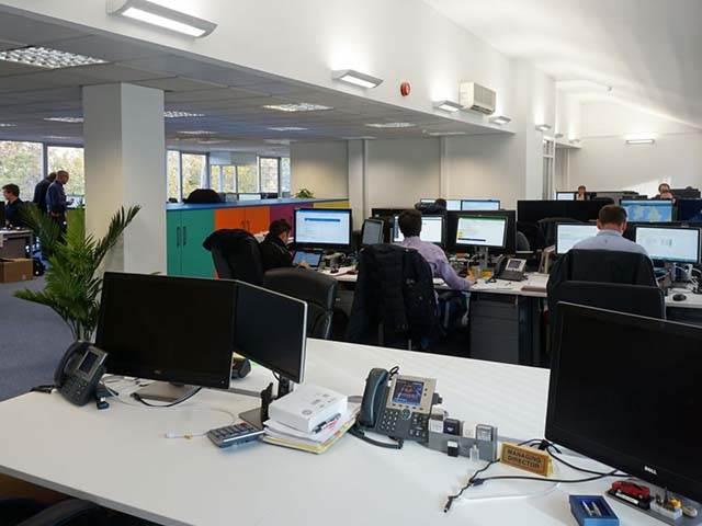 Complete Office Refurbishment