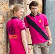 Printed & Embroidered Polo Shirts