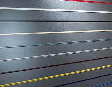 Slatwall Inserts & Profiles
