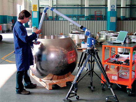 Faro Arm Inspection Services