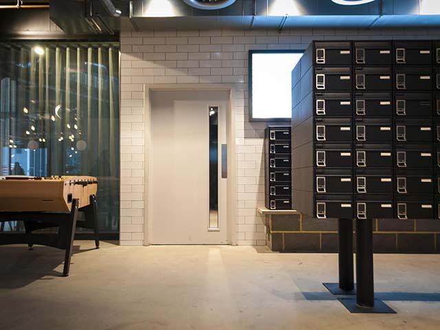 Key-less Mailbox Systems