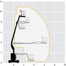 Articulating Boom Lift - BA30NE
