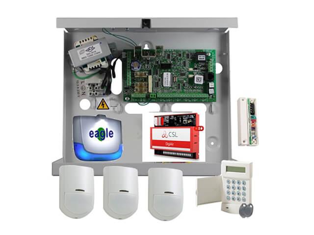 Honeywell Galaxy Monitored Alarm System