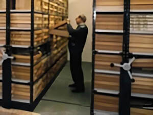 Archive Mobile Shelving