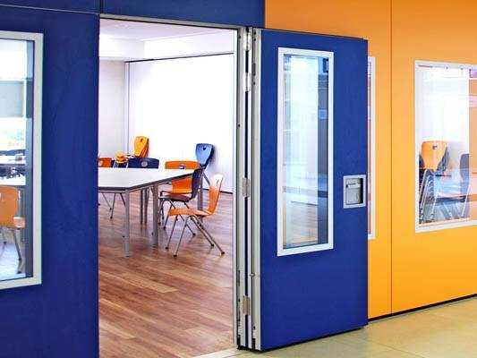 Operable Partition Systems