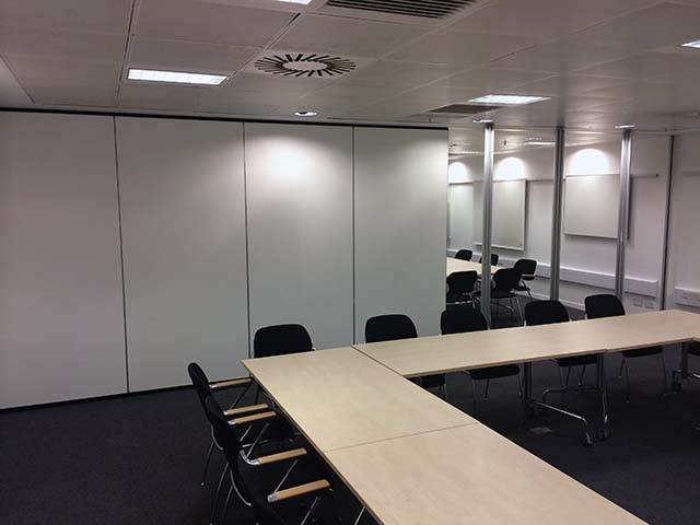 Movable Office Partitions