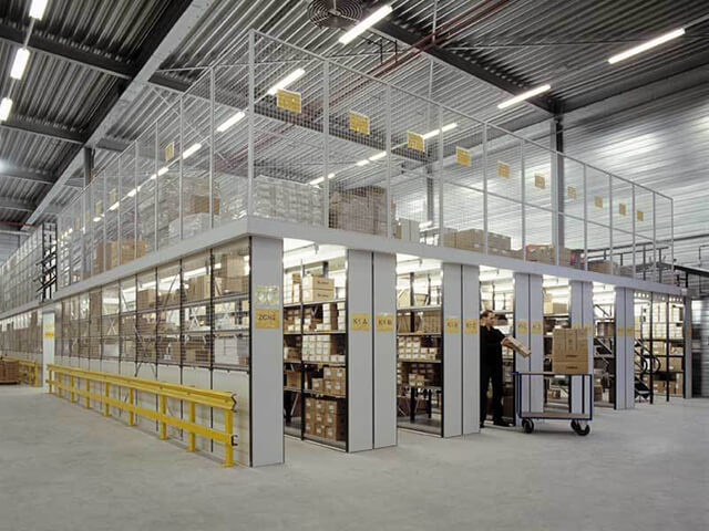 Dexion Pallet Racking & Shelving
