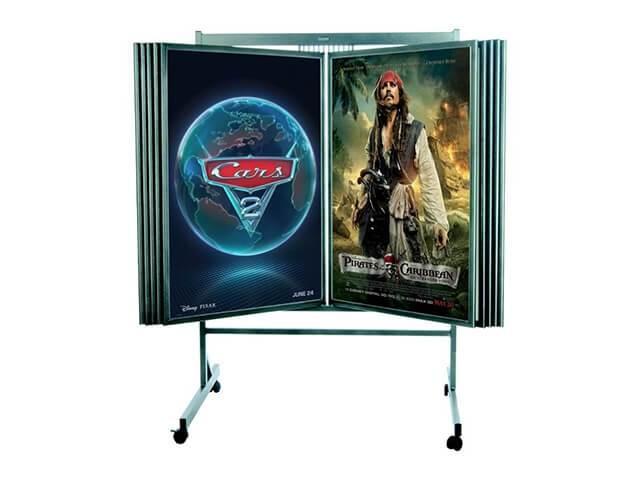 Poster Browsers & Art Print Displays