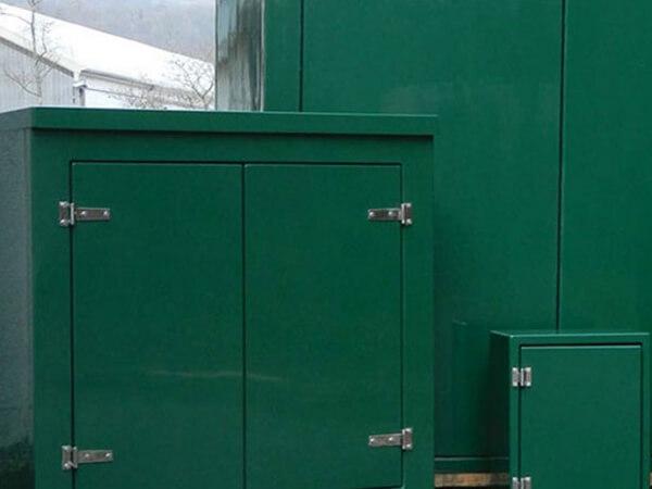 GRP Roadside Cabinets