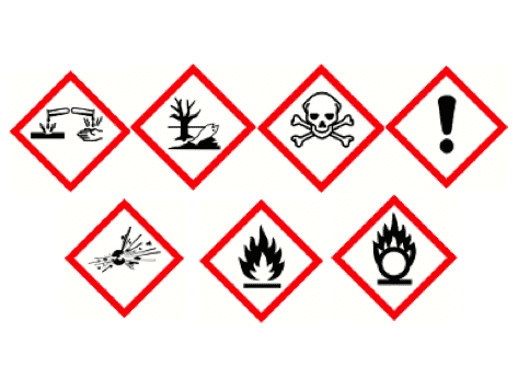 Chemical Labelling Manufacturers Bedfordshire