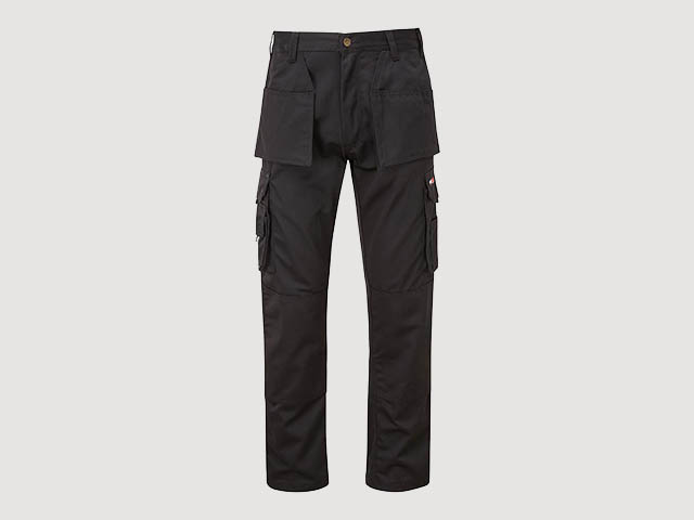 Workwear Trousers with Knee Pad Pockets