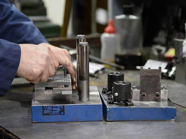 Stainless Steel Tool Making
