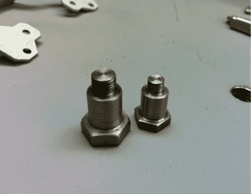Custom Made Stainless Steel Bolts
