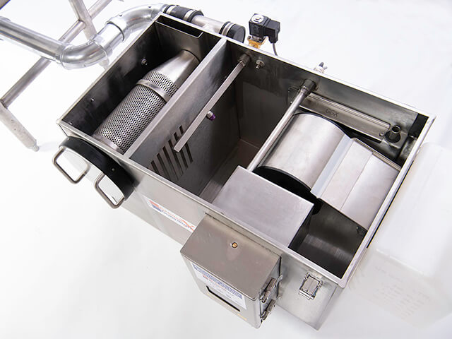 Grease Traps for Restaurants