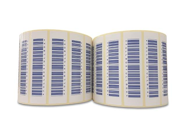Barcode & Numbered Label Printing