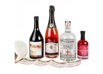 Bottle Labels & Drinks labels
