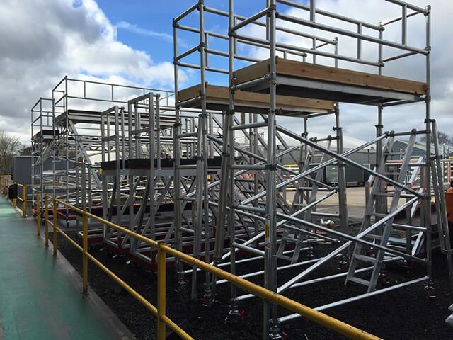 Bespoke Access Platform Manufacturers
