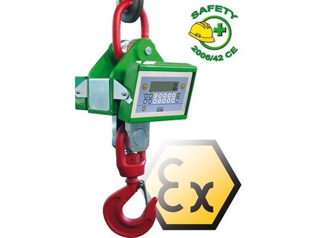 ATEX Crane Scales