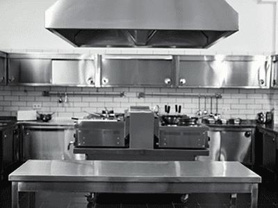 Customised Kitchen Extractors
